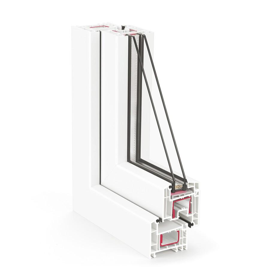 foto Le finestre REHAU EURO 70mm